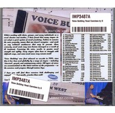 Voice Building Vocal Exercises by Sam West CD