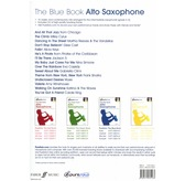 PureSolo: The Blue Book Alto Saxophone (Instrumental Solo) with CD
