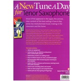 A New Tune A Day: Tenor Saxophone - Book 1 (DVD & CD Edition)