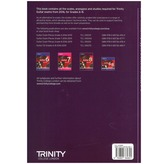 Trinity College London: Guitar & Plectrum Guitar Scales, Arpeggios & Studies - Grades 6-8 (From 2016)