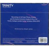 Trinity College London: Guitar CD - Grades 6-8 (2016-2019)