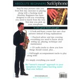 Absolute Beginners: Alto Saxophone (Including CD)