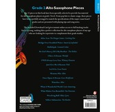 Grade 2 Alto Saxophone Pieces (Book/Audio Download)
