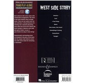 West Side Story for Piano, Vocal & Guitar (Audio Access Included)