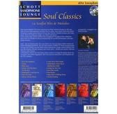 Soul Classics for Alto Saxophone