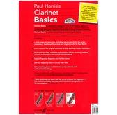 Clarinet Basics - Harris - Pupil's Book/CD