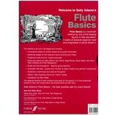 Sally Adams: Flute Basics (Book Only)