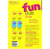 Alan Haughton: Fun Club Flute - Grade 0-1 (Student Copy)