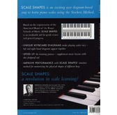 Scale Shapes for Piano Grade 2