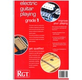 Registry Of Guitar Tutors: Electric Guitar Playing - Grade One